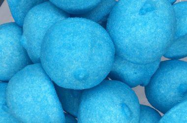 guimauve bleu