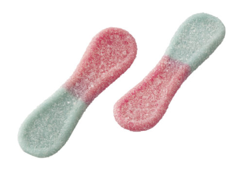 langue bubble gum